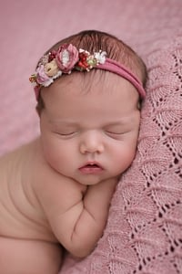 Newborn foceni miminek, novorozencu Praha