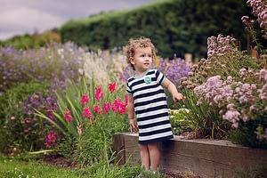 Foceni deti v exterieru, Dendrologicka zahrada Pruhonice