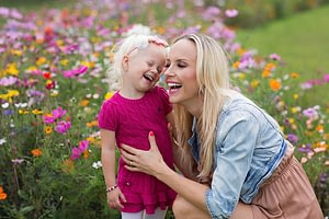 Foceni deti v prirode, Dendrologicka zahrada Pruhonice