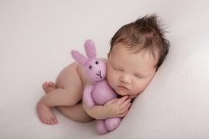 Newborn foceni novorozencu, miminek Praha
